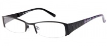 Rampage R 163 Eyeglasses  Eyeglasses - BLK: Satin Black 