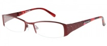 Rampage R 163 Eyeglasses  Eyeglasses - BU: Satin Burgundy 