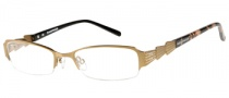 Rampage R 165 Eyeglasses Eyeglasses - LBRN: Satin Light Brown