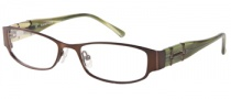 Rampage R 167 Eyeglasses Eyeglasses - BRN: Brown 