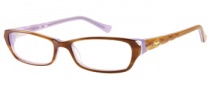 Candies C Adele Eyeglasses Eyeglasses - BRN: Brown Horn