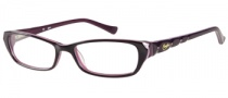 Candies C Adele Eyeglasses Eyeglasses - PL: Plum Cream