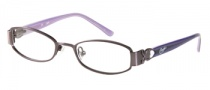 Candies C Beau Eyeglasses Eyeglasses - PL: Satin Plum