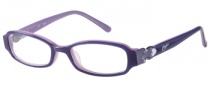 Candies C Betty Eyeglasses Eyeglasses - PL: Plum Lavender