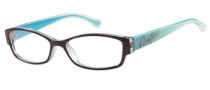 Candies C Debbie Eyeglasses  Eyeglasses - BRN: Brown Blue