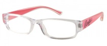 Candies C Debbie Eyeglasses  Eyeglasses - CRY: Crystal