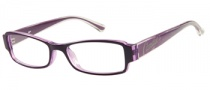 Candies C Donna Eyeglasses Eyeglasses - PL: Plum