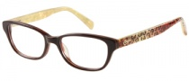 Candies C Isla Eyeglasses Eyeglasses - BRN: Brown