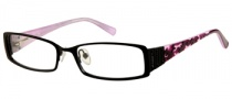 Candies C Lauren Eyeglasses Eyeglasses - BLK: Black