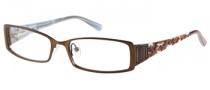 Candies C Lauren Eyeglasses Eyeglasses - BRN: Brown