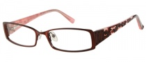 Candies C Lauren Eyeglasses Eyeglasses - BU: Burgundy