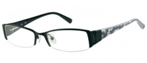 Candies C Lola Eyeglasses Eyeglasses - BLK: Black