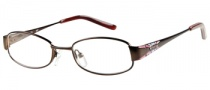 Candies C Madison Eyeglasses Eyeglasses - BRN: Brown