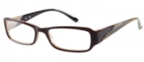 Candies C Sophie Eyeglasses Eyeglasses - BRN: Brown