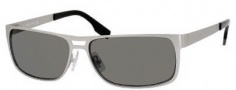 Hugo Boss 0451/P/S Sunglasses Sunglasses - 0011 Matte Palladium (1Z Brown Mirror Silver Lens)