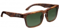 Spy Optic Helm Sunglasses Sunglasses - Classic Tortoise / Grey Green