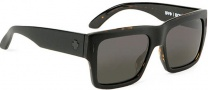 Spy Optic Bowery Sunglasses Sunglasses - Matte Army Tortoise / Grey Green