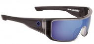 Spy Optic Carbine Sunglasses Sunglasses - Black Ice / Grey W/ Purple Spectra