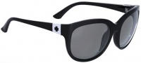 Spy Optic Omg Sunglasses Sunglasses - Black / Grey Polarized 