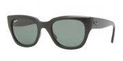 Ray-Ban RB4178 Sunglasses Sunglasses - 601/71 Black / Green