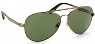 Spy Optic Parker Sunglasses Sunglasses - Antique Gold / Grey Green