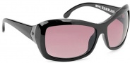 Spy Optic Farrah Sunglasses Sunglasses - Black / Merlot Fade