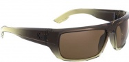 Spy Optic Bounty Sunglasses Sunglasses - Bronze Fade / Grey Polarized
