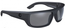 Spy Optic Bounty Sunglasses Sunglasses - Matte Black / Grey