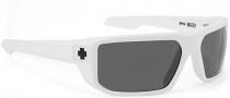 Spy Optic Mccoy Sunglasses Sunglasses - Matte White / Grey
