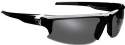 Spy Optic Rivet Sunglasses Sunglasses - Black / Grey Polarized