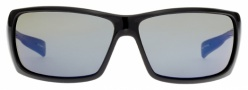 Native Eyewear Trango Sunglasses Sunglasses - Iron / Polarized Blue Reflex