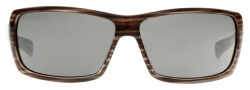 Native Eyewear Trango Sunglasses Sunglasses - Wood / Polarized Silver Reflex