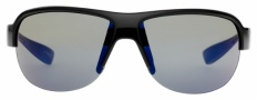 Native Eyewear Zodiac Sunglasses Sunglasses - Iron / Polarized Blue Reflex