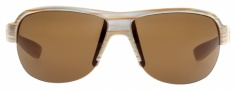 Native Eyewear Zodiac Sunglasses Sunglasses - Pearl Swirl / Polarized Brown