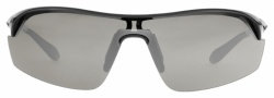 Native Eyewear Nova Sunglasses Sunglasses - Iron / Polarized Silver Reflex