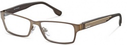 Diesel DL5014 Eyeglasses Eyeglasses - 048 Shiny Satin Brown