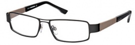 Diesel DL5019 Eyeglasses Eyeglasses - 002 Semi Shiny Black