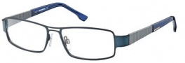 Diesel DL5019 Eyeglasses Eyeglasses - 089 Semi Shiny Dark Green