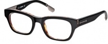Diesel DL5035 Eyeglasses Eyeglasses - 005 Black / Shiny Havana