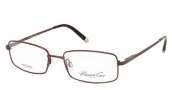 Kenneth Cole New York KC0179 Eyeglasses Eyeglasses - 048 Shiny Dark Brown