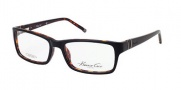 Kenneth Cole New York KC0181 Eyeglasses Eyeglasses - 005 Black