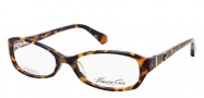 Kenneth Cole New York KC0182 Eyeglasses Eyeglasses - 052 Dark Havana