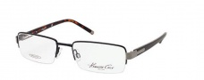 Kenneth Cole New York KC0183 Eyeglasses Eyeglasses - 002 Matte Black