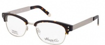 Kenneth Cole New York KC0194 Eyeglasses Eyeglasses - 052 Dark Havana