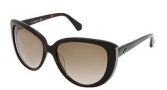 Kenneth Cole New York KC7032 Sunglasses Sunglasses - 52F Dark Havana / Gradient Brown