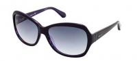 Kenneth Cole New York KC7033 Sunglasses Sunglasses - 05B Black / Gradient Smoke