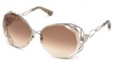Swarovski SK0021 Sunglasses  Sunglasses - 16F