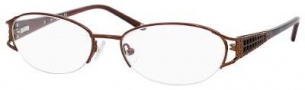 Liz Claiborne 372 Eyeglasses  Eyeglasses - 0FQ7 Antique Copper Brown