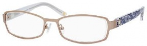 Liz Claiborne 378 Eyeglasses Eyeglasses - 0RC8 Almond Floral 