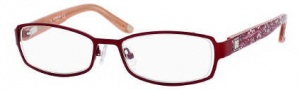 Liz Claiborne 378 Eyeglasses Eyeglasses - 0FF2 Ruby